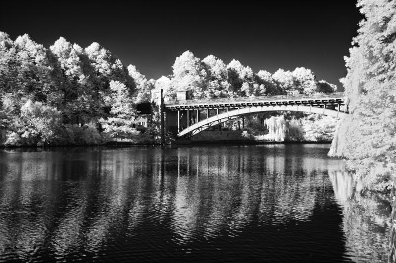 Kuhmühlenteichbrücke (V)