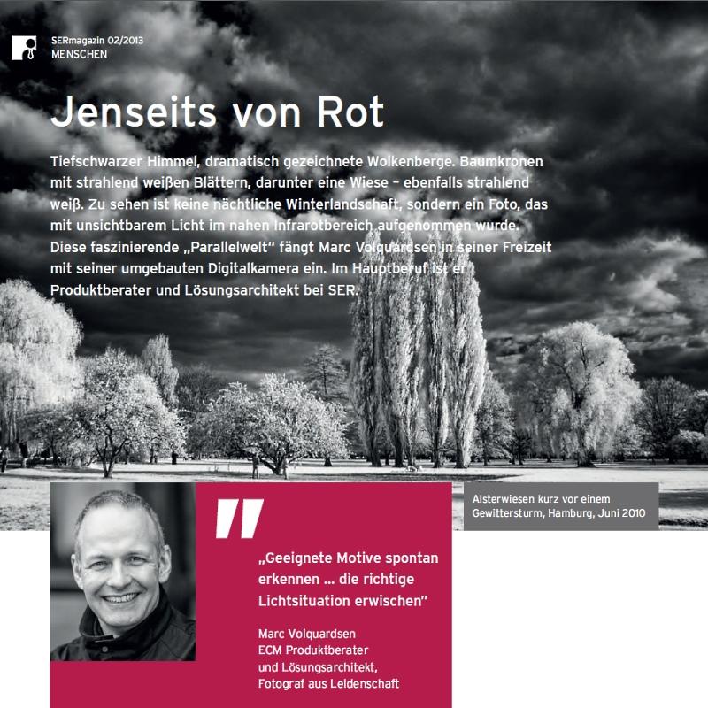 SER Magazin 2/2013