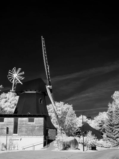 Windmühle Dibbersen (III)