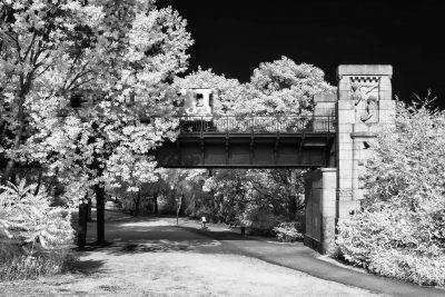 Kuhmühlenteichbrücke (XI)