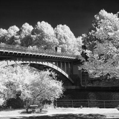 Kuhmühlenteichbrücke (VII)
