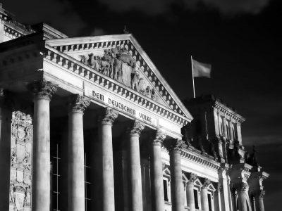 Reichstagsgebäude (IX)