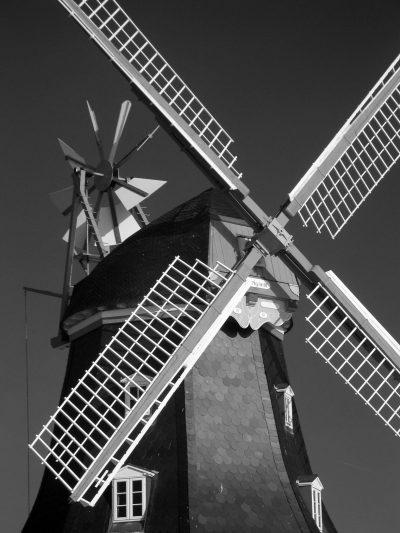 Borgsum - Windmühle (III)