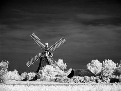 Oldsum - Windmühle (III)