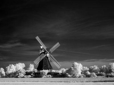 Oldsum - Windmühle (VIII)