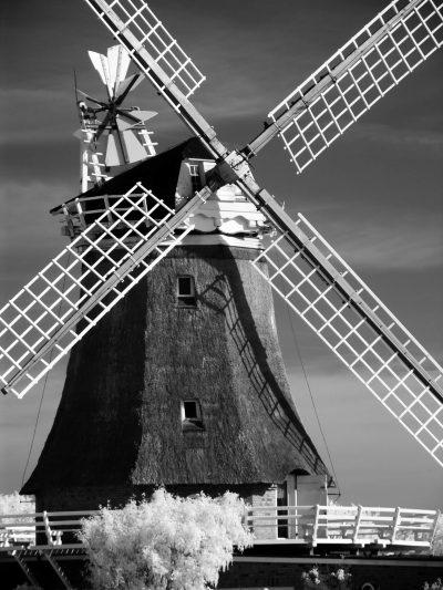 Oldsum - Windmühle (X)