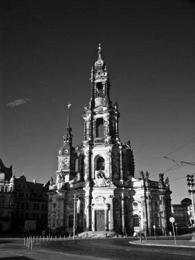 Hofkirche (I)